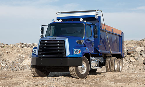 Freightliner 108SD Thumb