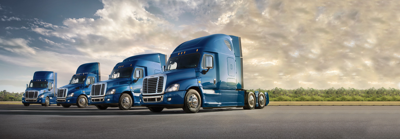 Cascadia Evolution Specifications | Freightliner Trucks