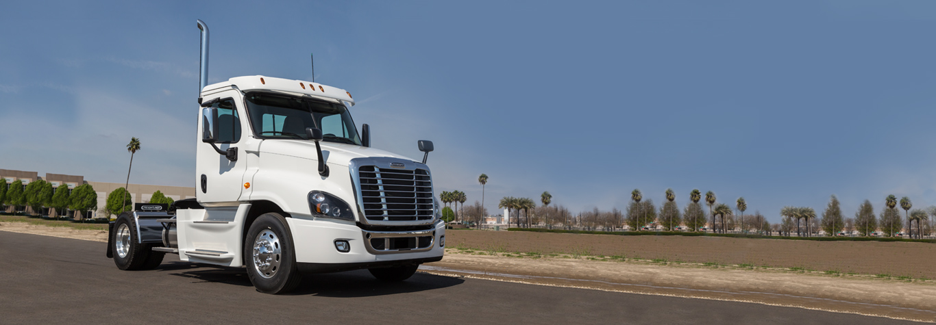 Freightliner Cascadia: Power and Performance | Freightliner Trucks
