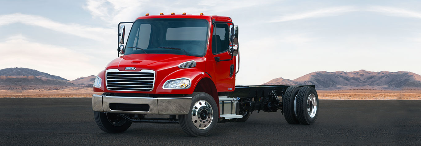 Freightliner M2 106 Specifications | Freightliner Trucks