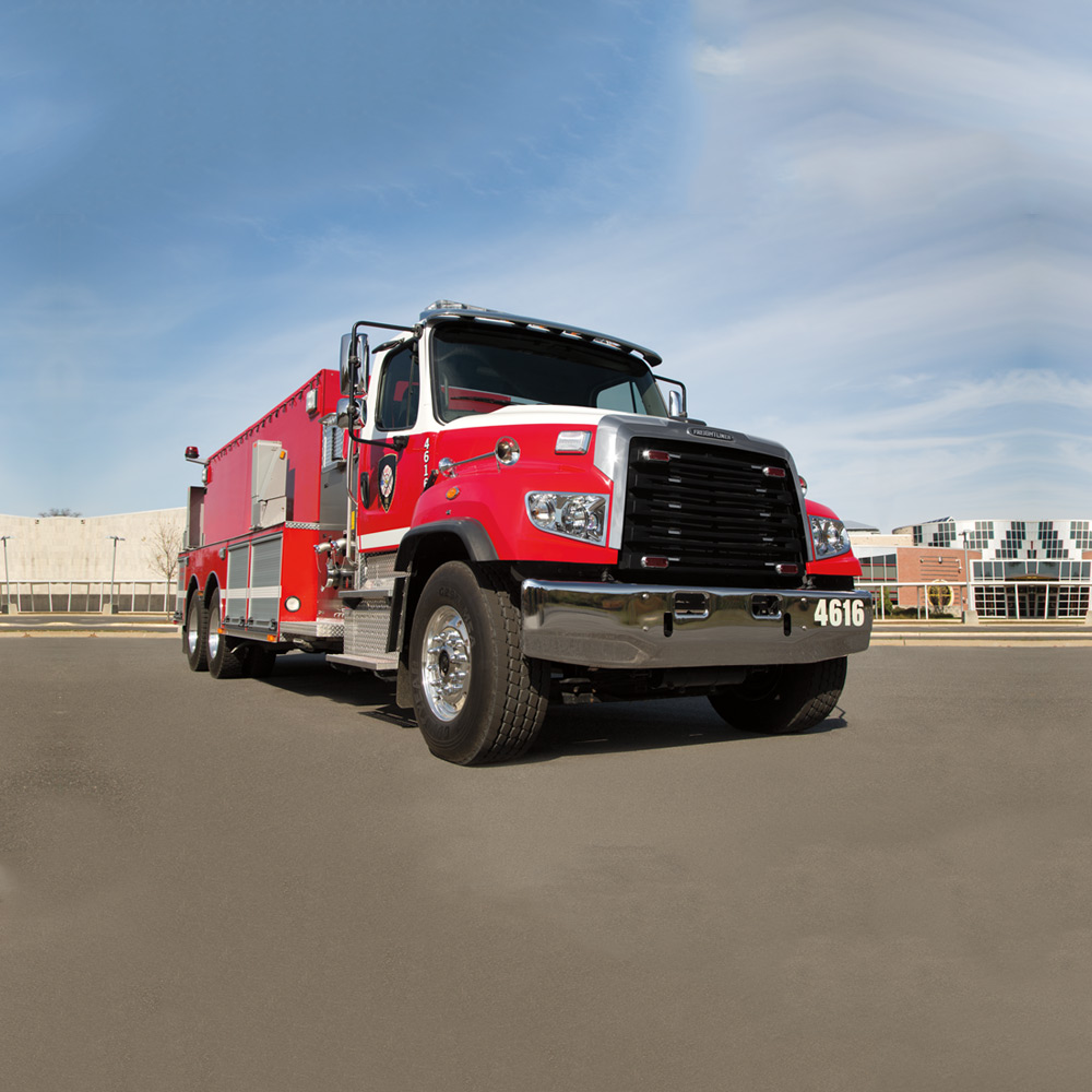 Freightliner Red Rescue