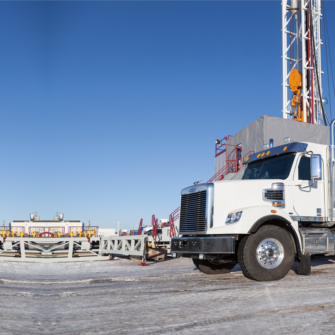 Freightliner Oil and Gas