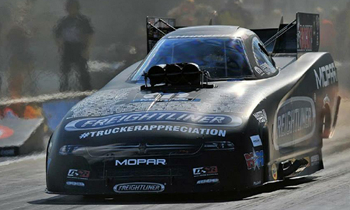 Freightliner Drag Car