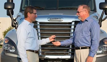 Daimler Truck Financial Owner OP