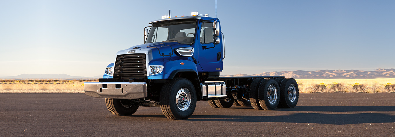 Freightliner 114SD Cascadia Evolution