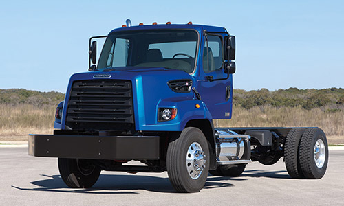Freightliner 108SD Day Cab Thumb