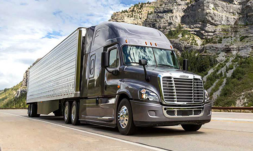 freightliner cascadia power and performance freightliner trucks freightliner cascadia evolution regional distribution v6
