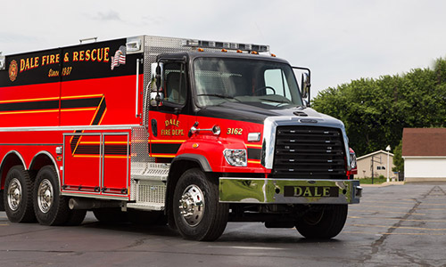 Freightliner 114SD Fire and Rescue V7
