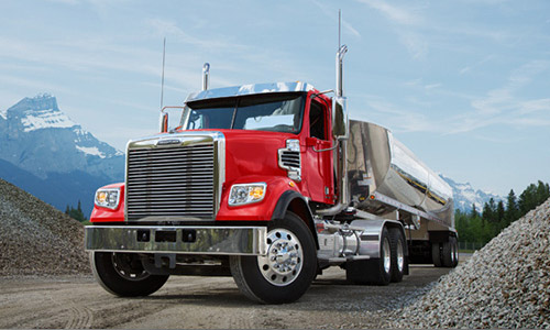 Freightliner 122SD Oil and Gas V5