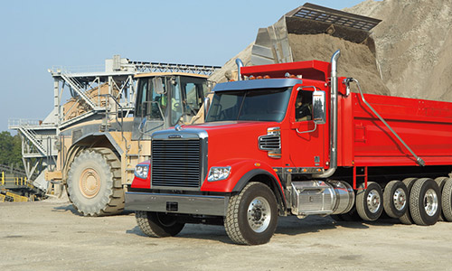 Freightliner 122SD Construction V1