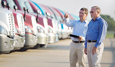 Daimler Truck Financial Fleet Update