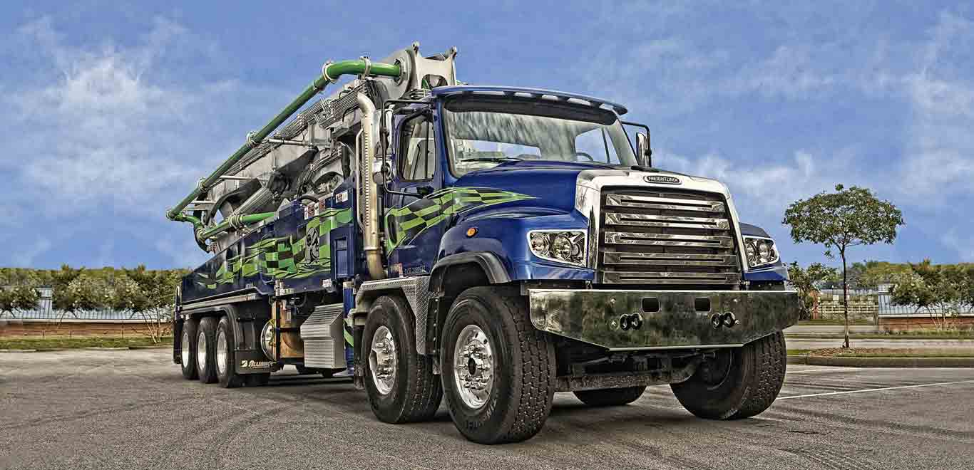 Freightliner Vocational Hero