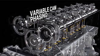Variable Cam Phasing 327X184